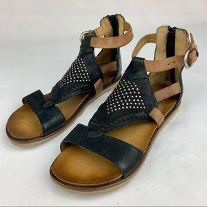NWOT Miz Mooz | 'Tessa' Leather Sandals